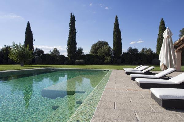 Villa HII CFG, Umbria