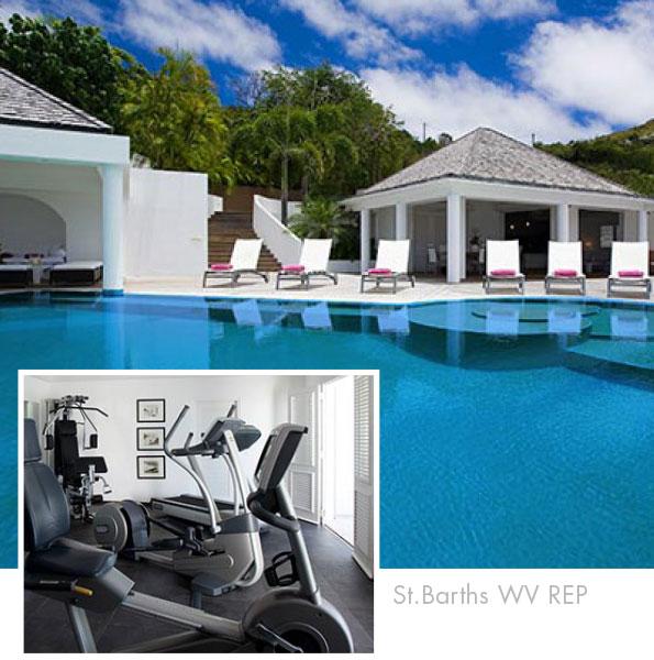 Villa Coco (WV REP) St. Barths