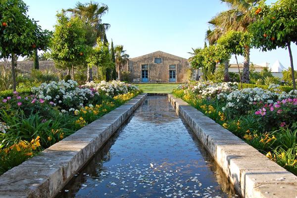 Villa BRV COM, Sicily