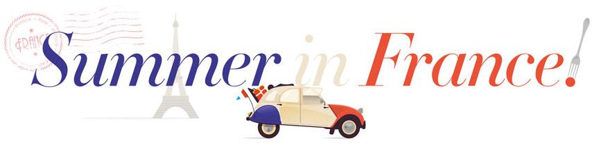 Summer in France!