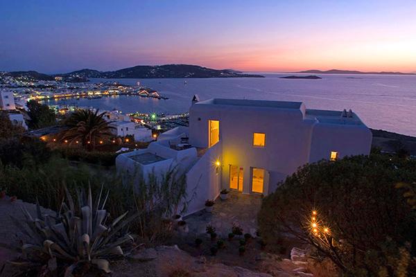Villa Olive Grove, Mykonos