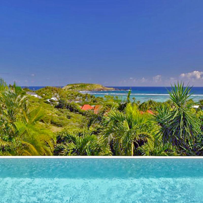 Villa Blue Lagoon St. Barths
