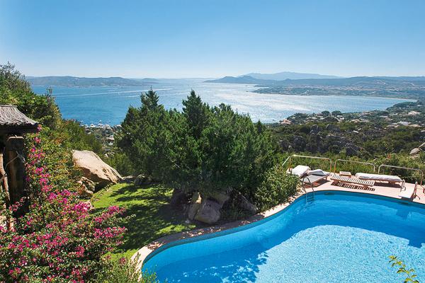 Villa HII LUN, Sardinia