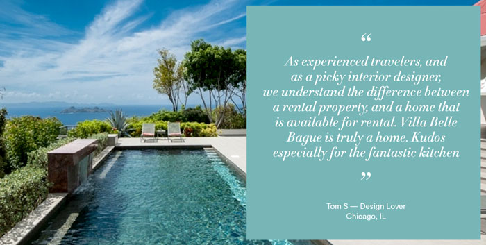 """As experienced travelers, we understand the difference between a rental property and a home that is available for rental."""