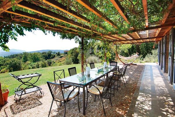 Villa HII BIA, Umbria