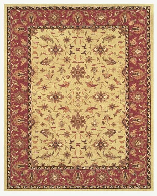 Floral Delight Oriental Rug