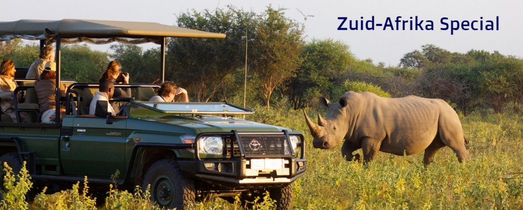 Zuid-Afrika Special