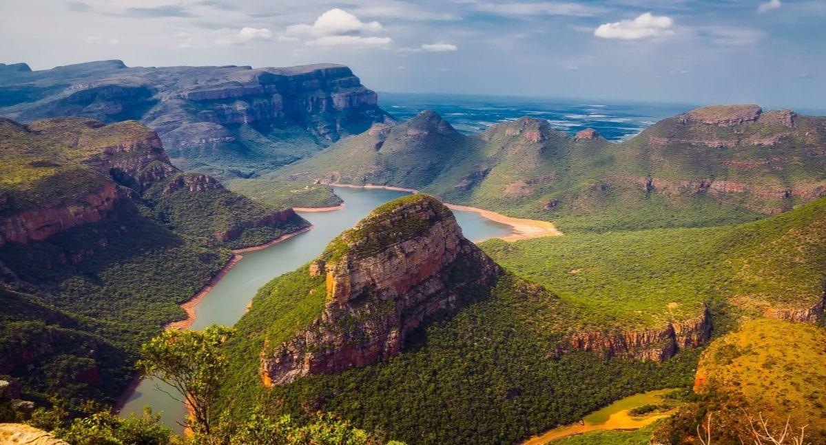 Panoramaroute in Zuid-Afrika