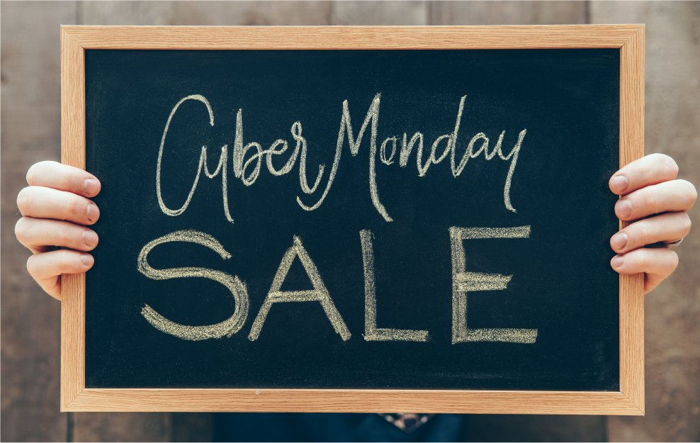 Tuore's Cyber Monday Sale
