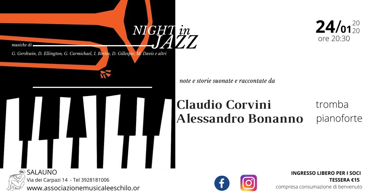 Night in Jazz
