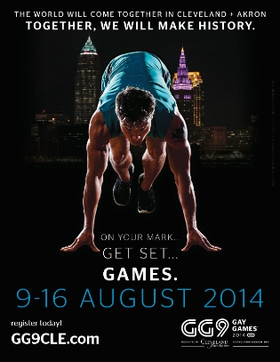 Cleveland & Akron - Gay Games 2014
