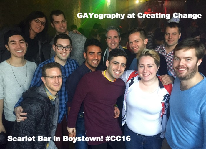 Sunday Funday for GAYography in Boystown