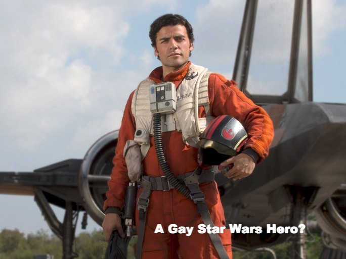 First Gay Star Wars character?
