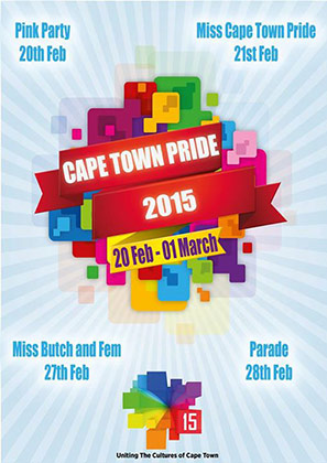 South Africa Pride 2015