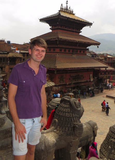 Ashton's 2013 visit to Nepal