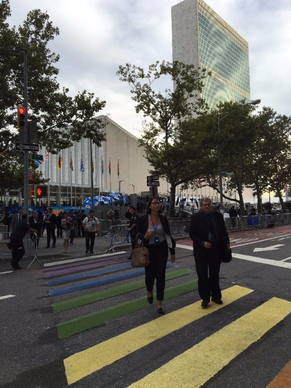 Path 2 Equality at the UN