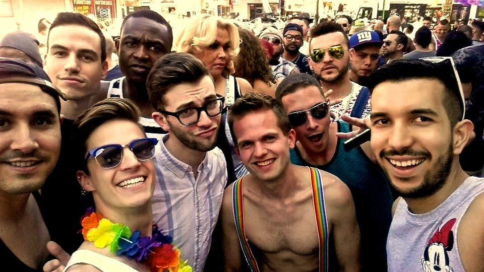 Queens Pride in Jackson Heights