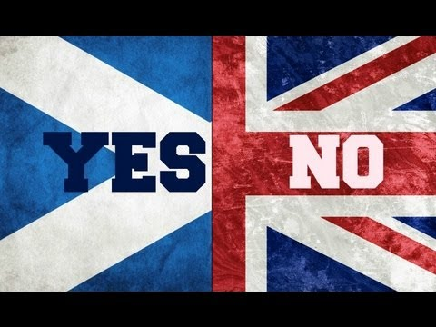Yes or No? on Scottish independence
