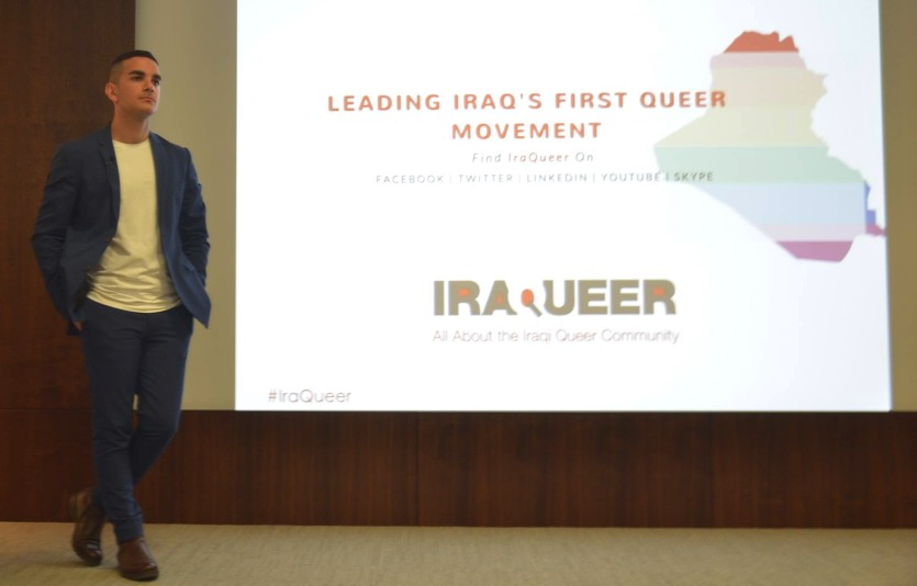 Iraq's only LGBT Group Speaks Out
