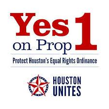 Vote Yes on Houston's Prop 1