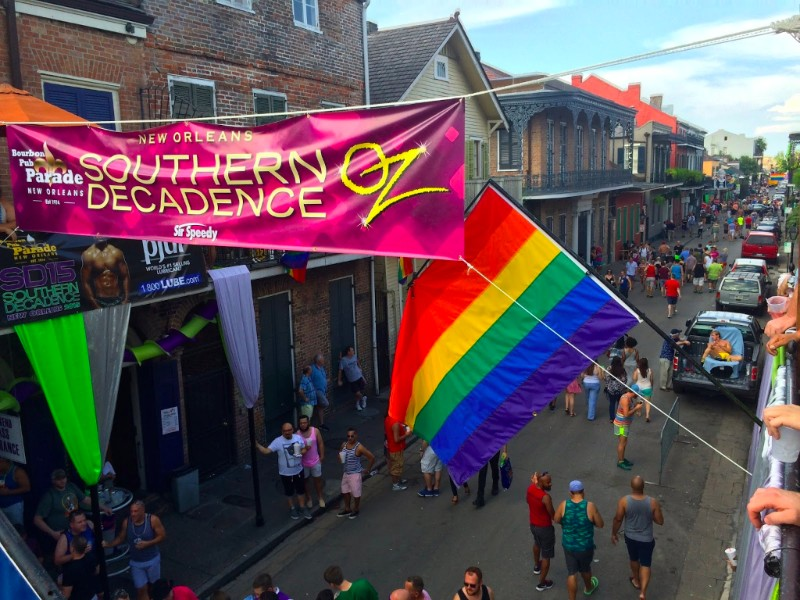 Southern Decadence or Halloween