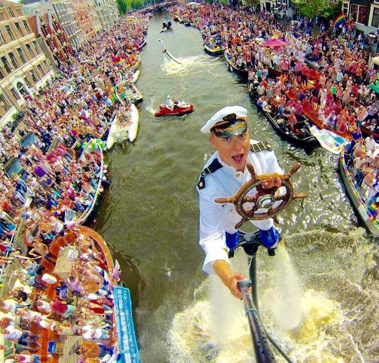 Canal Pride Amsterdam