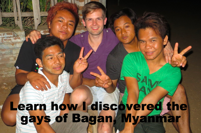 Ashton finds the gays of Bagan