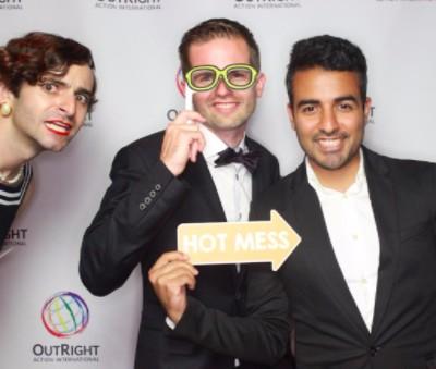 Get involved in LGBTIQ rights internationally!