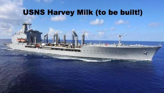 USNS Harvey Milk