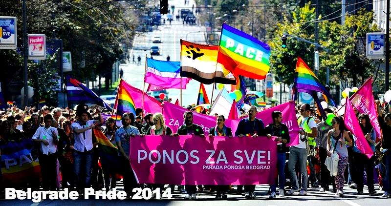 Belgrade Pride 2014