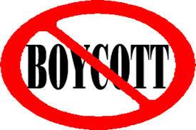Don't Boycott
