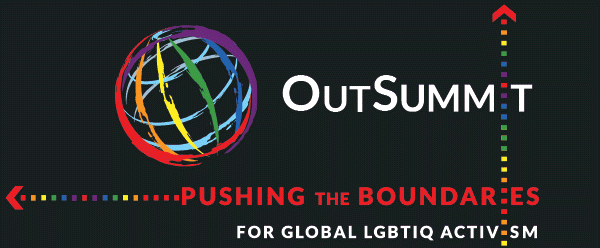 OutSummit 2015 - Pushing the Boundaries of LGBTIQ Activism