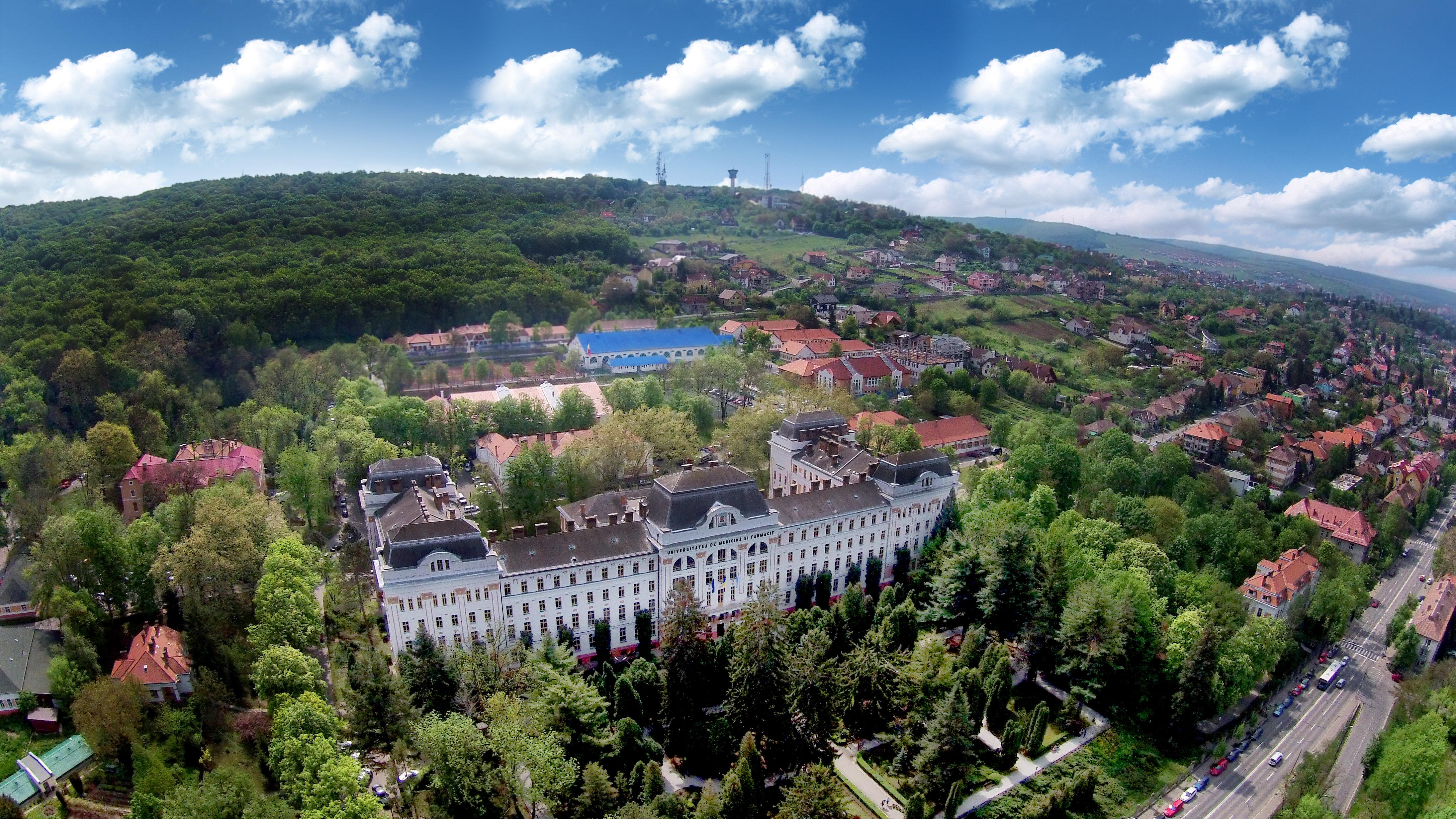 Admiterea la UMF Tîrgu Mureș – sesiunea septembrie 2017