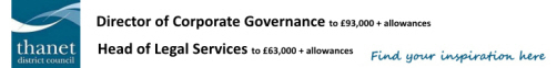 Director of Corporate Governance and Head of Legal Services Thanet DC