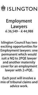 Islington - Employment Lawyers