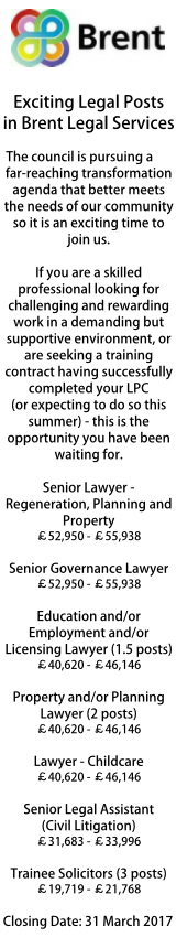 Brent Legal Services