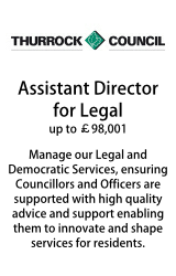 Thurrock Council - Assistant Director of Legal