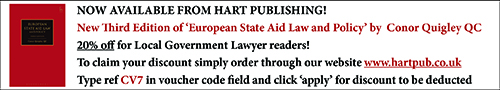 European State Aid Law and Policy Third Edition Conor Quigley