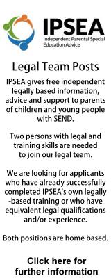 IPSEA Legal Team Posts