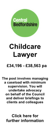 Central Beds Childcare Lawyer
