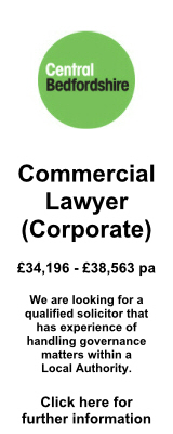 Central Beds Corporate Lawyer