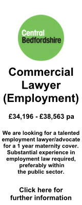 Central Beds Employment Lawyer