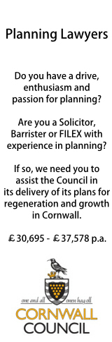 Planning Lawyers Cornwall Council
