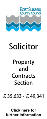East Sussex CC Solicitor