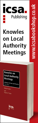 ICSA Local Authority Meetings 6th Edition