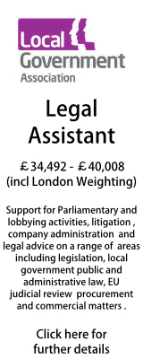 Legal Assistant - Local Government Association