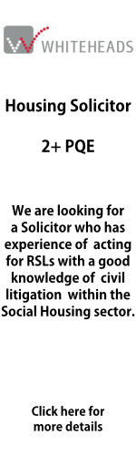 Housing Solicitor 2+PQE