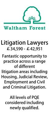 Waltham Forest - Litigation Lawyer