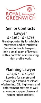 Contracts and Planning Lawyers, Greenwich