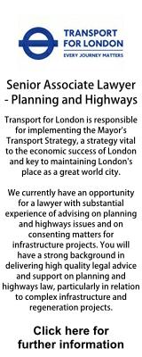 Transport for London - Senior Associate
